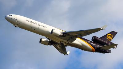 N256UP - McDonnell Douglas MD-11(F) - United Parcel Service (UPS)