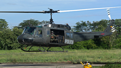 PNC-0741 - Bell UH-1H Huey II - Colombia - Police