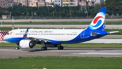 B-302L - Airbus A320-251N - Chongqing Airlines