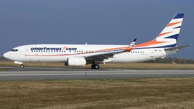 OM-TSG - Boeing 737-82R - SmartWings