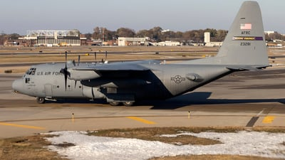 92-3281 - Lockheed C-130H Hercules - United States - US Air Force (USAF)