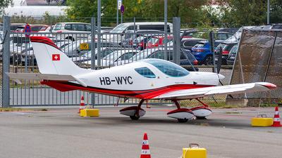 A picture of HBWYC - Czech SportCruiser - [09SC298] - © Sven Angerer