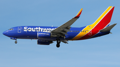 N926WN - Boeing 737-7H4 - Southwest Airlines