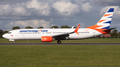 C-GOWG - Boeing 737-86J - SmartWings (Sunwing Airlines)