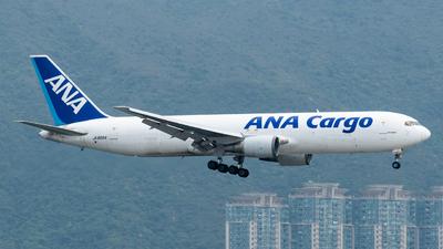 JA8664 - Boeing 767-381(ER)(BCF)  - ANA Cargo