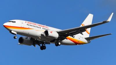 A picture of PZTCS - Boeing 73779L - Surinam Airways - © Doug Marsh