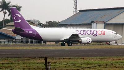 PK-BBD - Boeing 737-4Y0(SF) - Cardig Air
