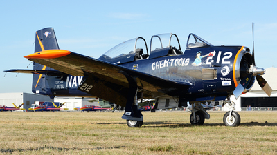 F-AYSL - North American T-28B Trojan - Private