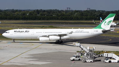 EP-MMC - Airbus A340-313 - Mahan Air