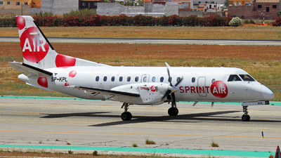 SP-KPL - Saab 340A - SprintAir