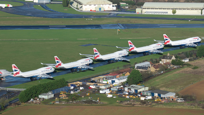 EGBP - Airport - Ramp