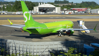 VP-BXI - Boeing 737-8 MAX - S7 Airlines