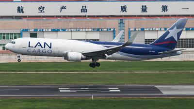CC-CZZ - Boeing 767-316F(ER) - LAN Cargo