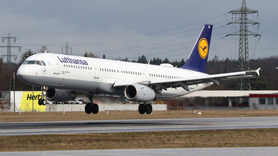 A picture of DAISK - Airbus A321231 - Lufthansa - © Ferenc Kolos