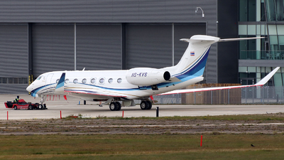 HS-KVS - Gulfstream G650ER - Private