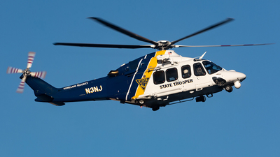 N3NJ - Agusta-Westland AW-139 - United States - New Jersey State Police