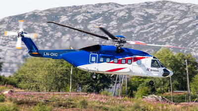 A picture of LNOIC - Sikorsky S92A - Bristow Helicopters - © Alexander S.