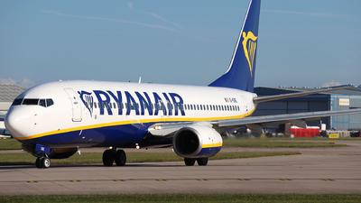 EI-EBE - Boeing 737-8AS - Ryanair
