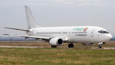 VQ-BDB - Boeing 737-4D7 - Tatarstan Airlines
