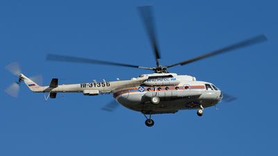 RF-31356 - Mil Mi-8MT Hip - Russia - Ministry for Emergency Situations (MChS)