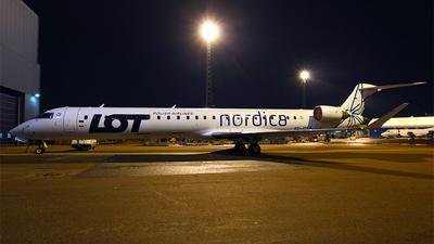 EC-JTT - Bombardier CRJ-900ER - Nordica