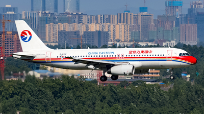B-6591 - Airbus A321-231 - China Eastern Airlines