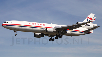 B-2172 - McDonnell Douglas MD-11(F) - China Cargo Airlines
