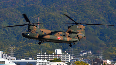 52984 - Kawasaki CH-47J Chinook - Japan - Ground Self Defence Force (JGSDF)