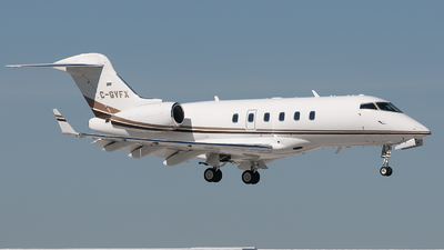 C-GVFX - Bombardier BD-100-1A10 Challenger 300 - Private