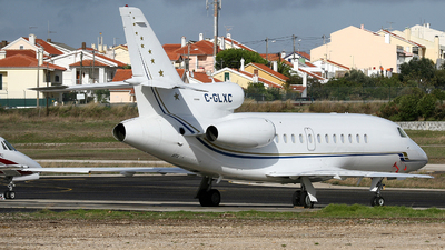 C-GLXC - Dassault Falcon 900EX - Galaxy Airways