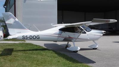 S5-DOG - Tecnam P2008JC MkII - Aeroklub Murska Sobota