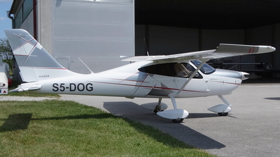 A picture of S5DOG - Tecnam P2008 Mk. II - [1115] - © Branko Cesljas