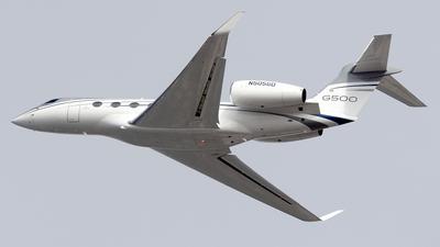 N505GD - Gulfstream G500 - Gulfstream Aerospace