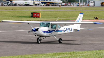 G-PPLS - Reims-Cessna F152 - Private