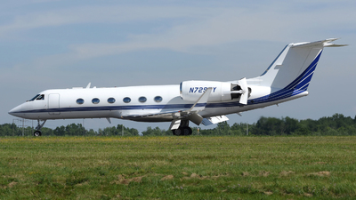 A picture of N729TY - Gulfstream IV - [1141] - © DJ Reed - OPShots Photo Team