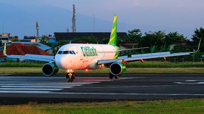 PK-GQU - Airbus A320-214 - Citilink