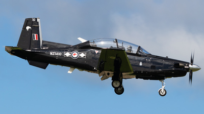 NZ1410 - Raytheon T-6C Texan II - New Zealand - Royal New Zealand Air Force (RNZAF)