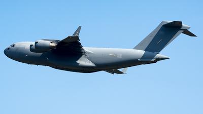 1227 - Boeing C-17A Globemaster III - United Arab Emirates - Air Force