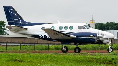 PT-WFN - Beechcraft C90B King Air - Private