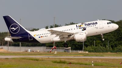 D-AILU - Airbus A319-114 - Lufthansa