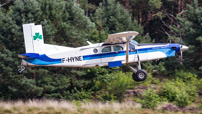 A picture of FHYNE - Pilatus PC6/B2H4 Turbo Porter - [631] - © Bjorn van der Velpen