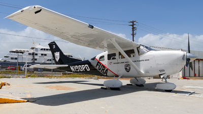 N190PD - Cessna T206H Stationair TC - Puerto Rico - Police