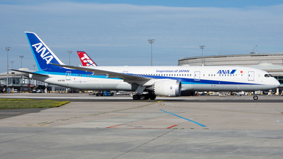 JA876A - Boeing 787-9 Dreamliner - All Nippon Airways (ANA)