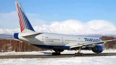 EI-UNN - Boeing 777-312 - Transaero Airlines