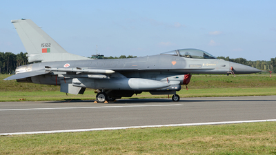 15122 - General Dynamics F-16AM Fighting Falcon - Portugal - Air Force