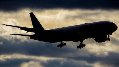 N210UA - Boeing 777-222 - United Airlines