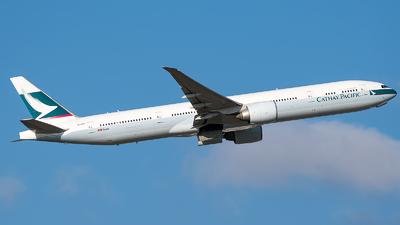 B-KPH - Boeing 777-367ER - Cathay Pacific Airways
