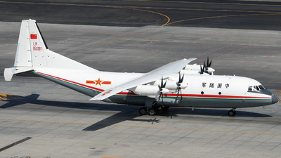LH951091 - Shaanxi Y-9 - China - Army