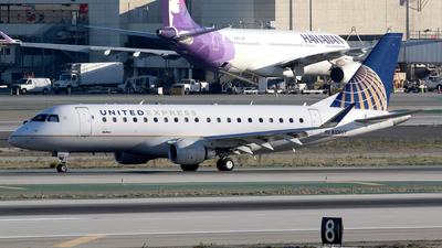N106SY - Embraer 170-200LR - United Express (SkyWest Airlines)