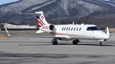 N452SD - Bombardier Learjet 45 - Private